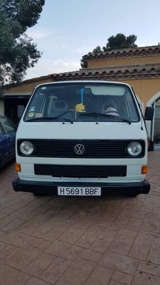 Volkswagen caravelle wesfalia camper 1988