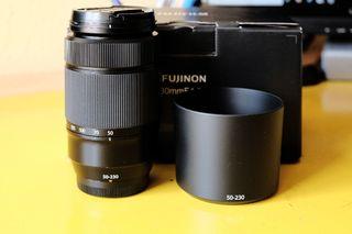 Fujifilm Fujinon XC 50-230 f4.5-6.7 OIS II