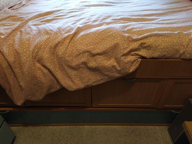 Se vende cama nido