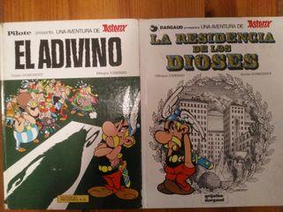 Cómics Asterix. Tapa dura.