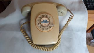 ANTIGUO TELEFONO HERALDO DE PARED