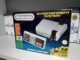 NES Classic Mini NUEVA