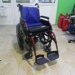 Silla de ruedas electrica TGA Powerpack