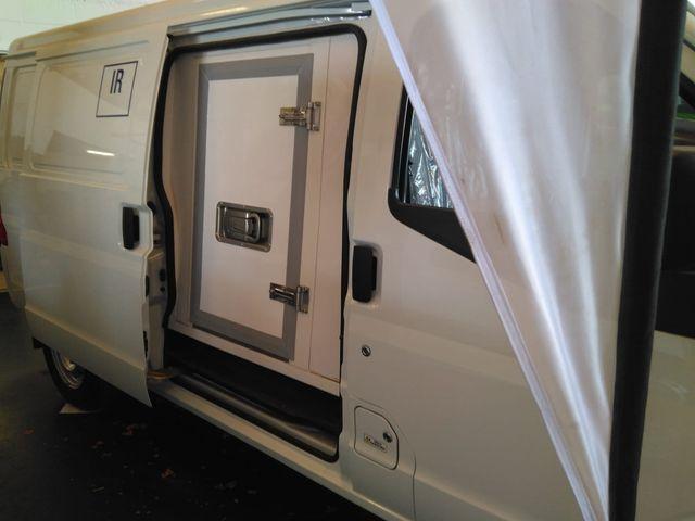 furgoneta isotermica