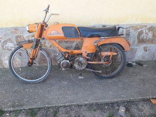 moto antigua peugeot sport 104r