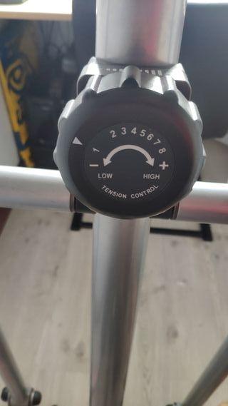 Bici estática Elíptica