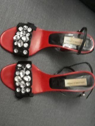 Vendo zapatos de chica muy chic Italianos