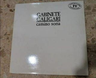 Vinilo Gabinete Caligari