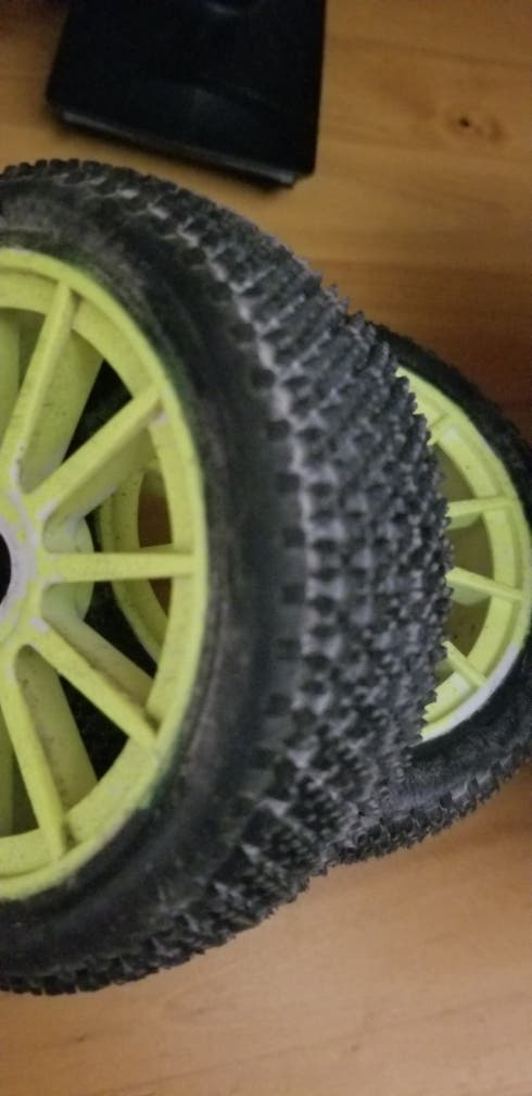 ruedas coche rc 1/8