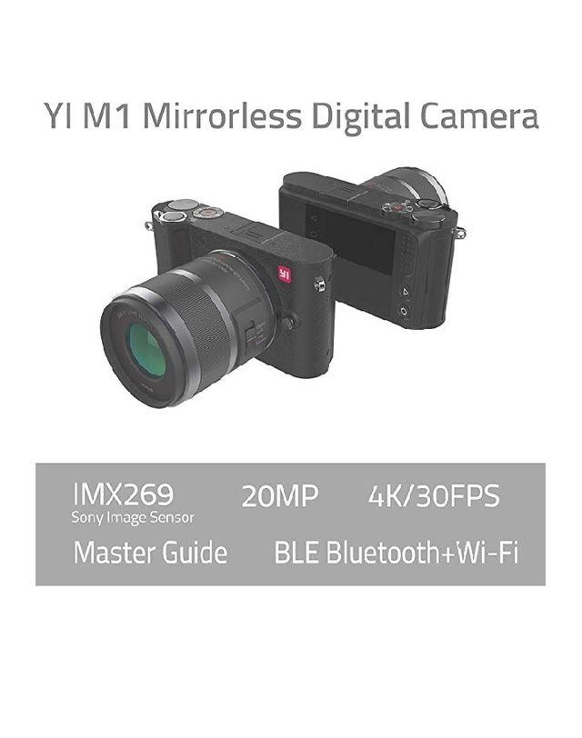 yi M1 cámara de fotos