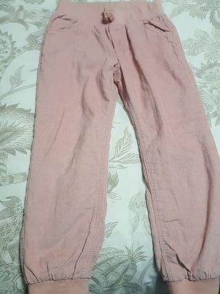 Pantalon micropana talla 5-6