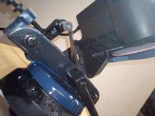 afilador de cadena de motosierra