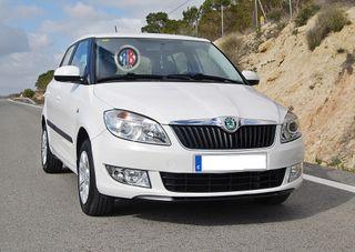 Skoda Fabia 1.2i Ambition 3 cilindros como nuevo
