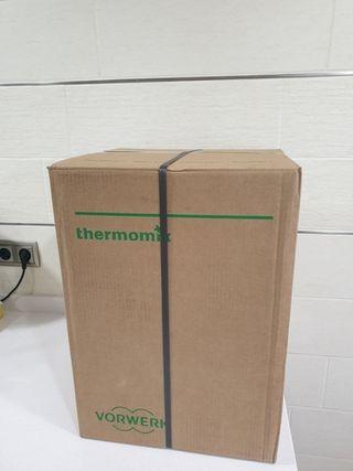 Thermomix TM6 Precintada Garantia 2 años