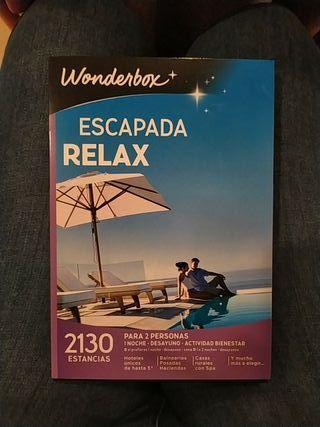 Escapada Relax Wonderbox