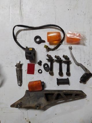 lote de piezas Suzuki GSX 600 F 1989 a 1994