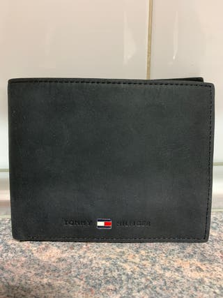 Tommy Hilfiger Johnson Trifold, Catera para Hombre