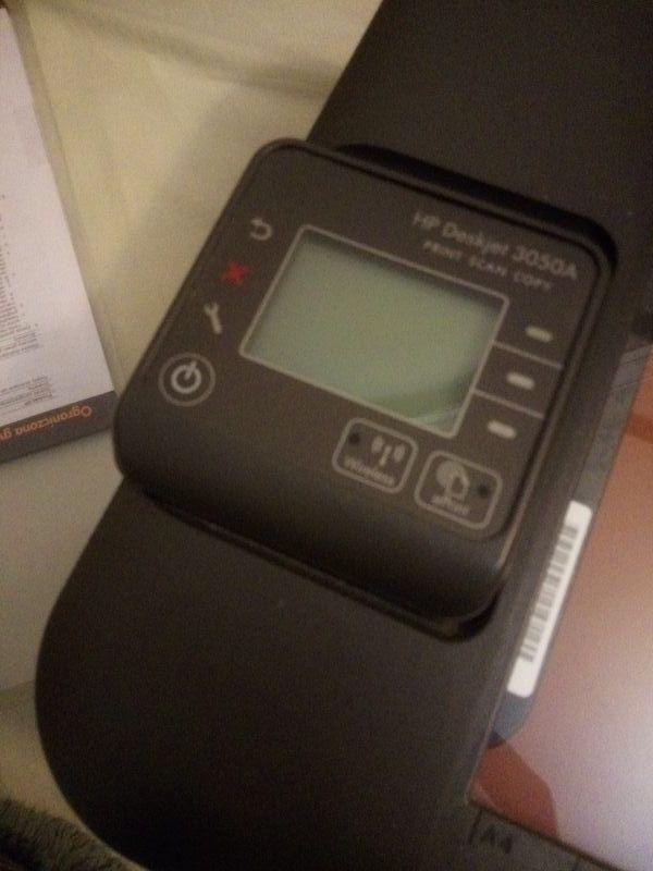 Impresora HP Deskjet 3050A