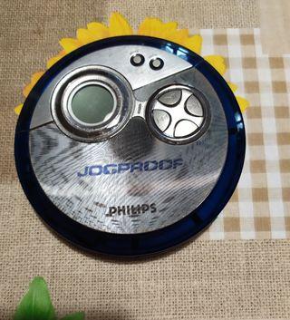 Reproductor CD portatil