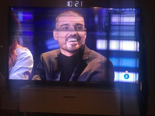 "Tv 75"" 4k LG"