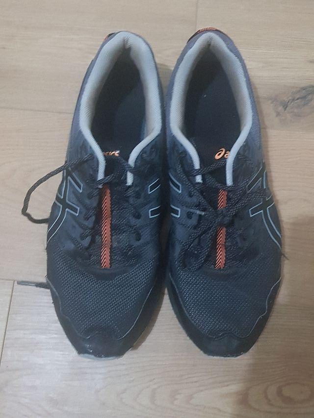 zapatillas de trail asícs