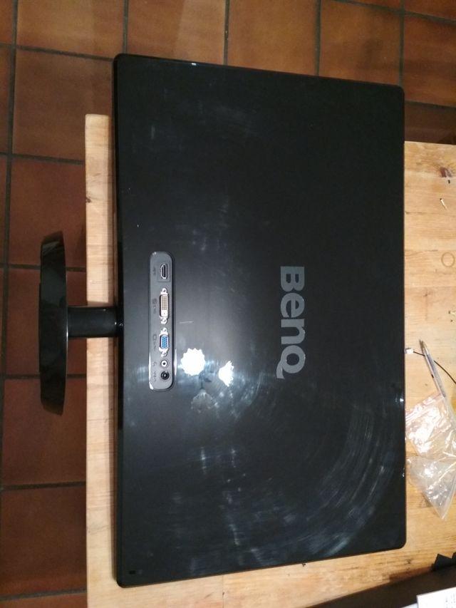 Monitor BenQ 24 pulgadas full hd
