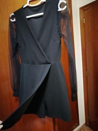 vestido short Zara