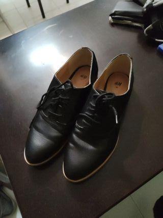 Zapatos de vestir H&M T.38