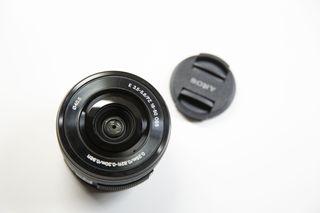 Objetivo Sin Usar Sony 16-50mm F3.5-5.6 OSS