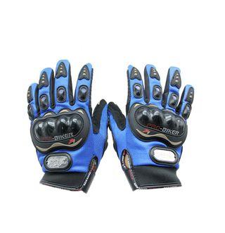 guantes moto nuevos