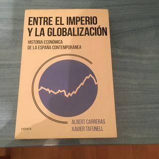 Libro de historia de la economia española de la universidad UB