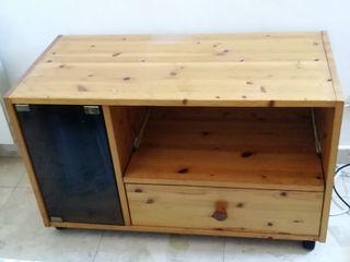 Mesa Tv madera