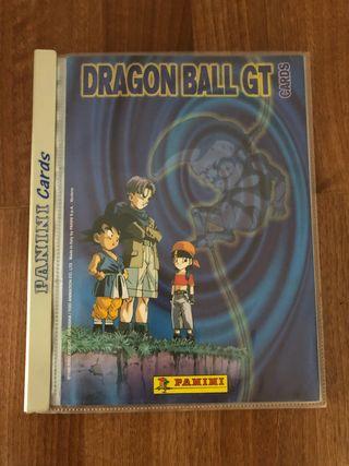 Álbum dragon ball GT2 completo