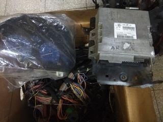 Motor 1.6 preparado por A.R.Vidal