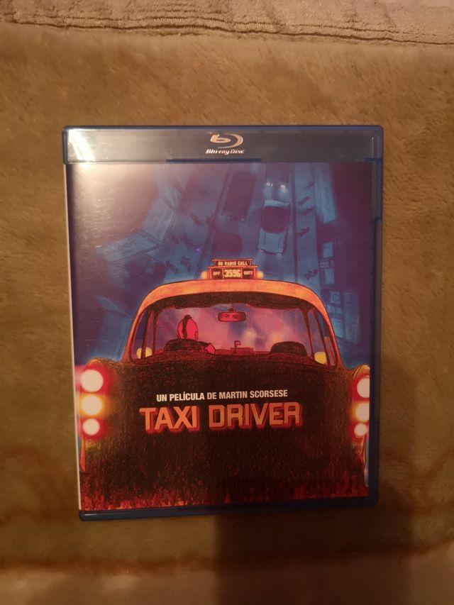 taxi driver bluray como nuevo perfecto estado