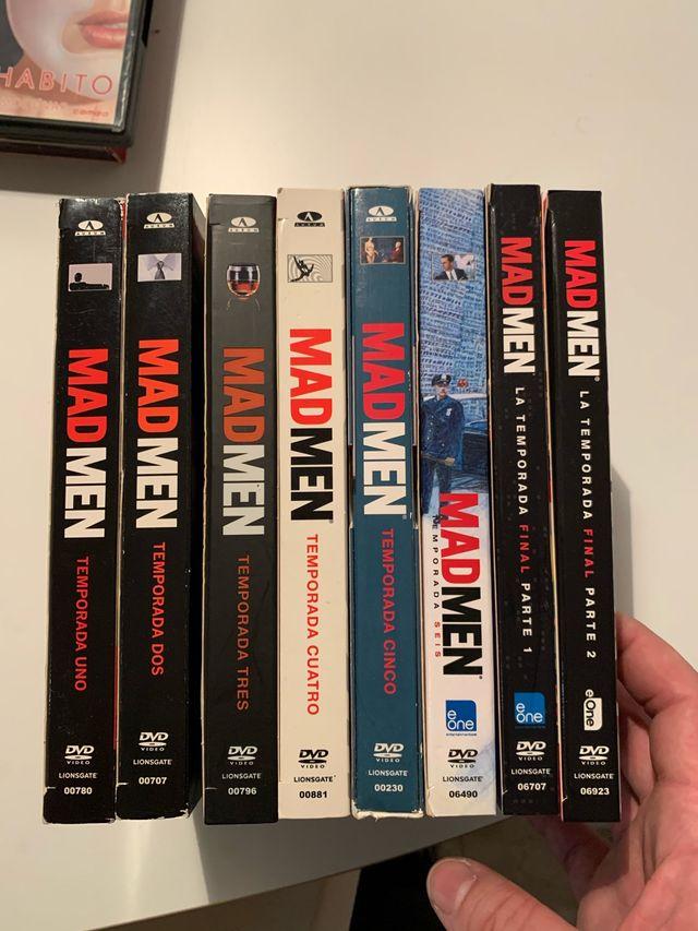 Mad Men en DVD