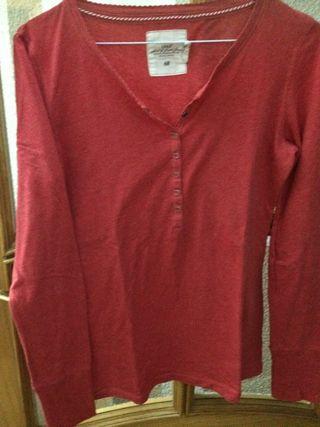 Camiseta manga larga talla 34