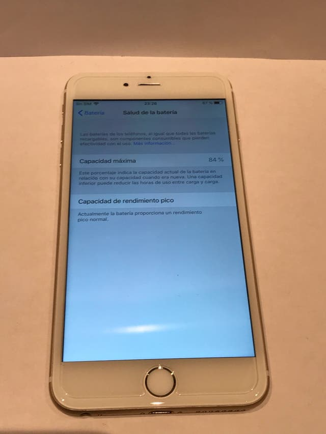 iPhone 6 Plus 16Gb libre