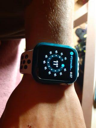 Apple watch serie 4 edicion limitada Nike
