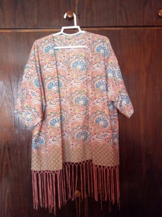 kimono flecos