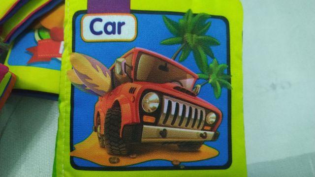 Libros educativos bebé