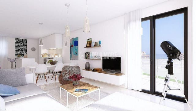 Ático en venta en Urbanización Santa Rosa en Torrox (El Morche, Málaga)