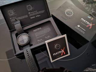SmartWatch Matrix