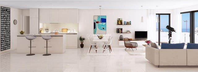 Apartamento en venta en Urbanización Santa Rosa en Torrox (El Morche, Málaga)
