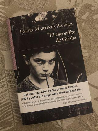 Libro el escondite de Grisha