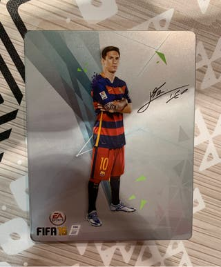 Caja Exclusiva Amazon Fifa 16