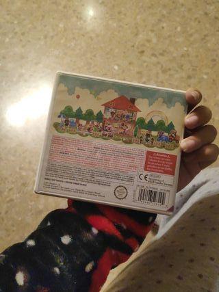 Animal Crossing HHD Nintendo 3DS