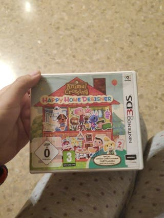 Animal Crossing HHD Nintendo 3DS