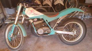 montesa cota 310 moto trial montesa