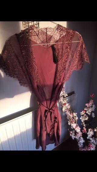 Kimono satén Hunkemöller